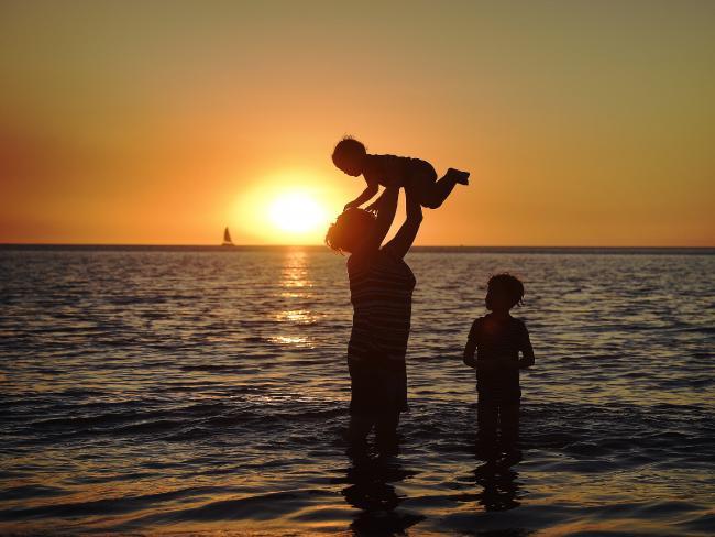 Mindil Beach in Darwin.Picture: Keri Megelus