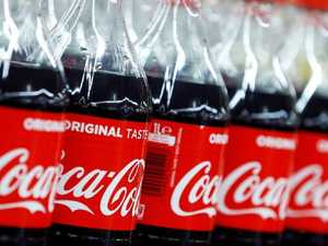 GETTING FIZZY: Big threat facing Coca-Cola