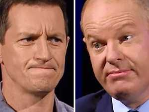 Gleeson rips into Rove over failed radio show