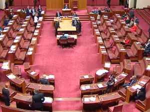 UPDATE: Senate votes to progress cashless card bill
