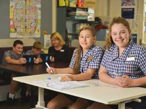 Ipswich school top of the state's fun class