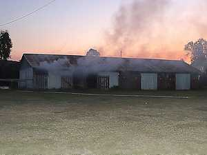 Police look in to cause of Maclean Showground fire