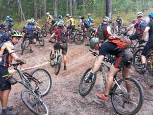 Mountain bike racing just part of festival fun