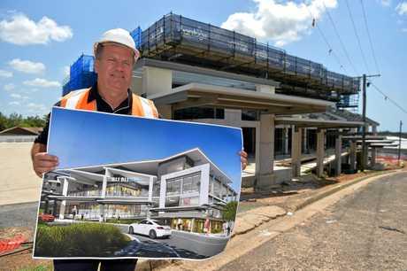 Bli Bli Village Town Centre developer Michael White.
