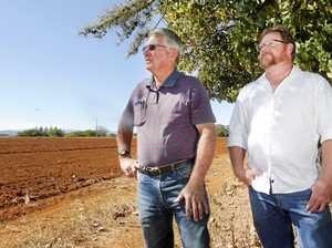 Farmers propose green injection for hospital site
