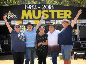 Cancer survivor makes the most of the Gympie Muster