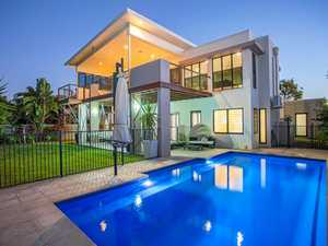 Hot property: Ultra modern home to go under hammer
