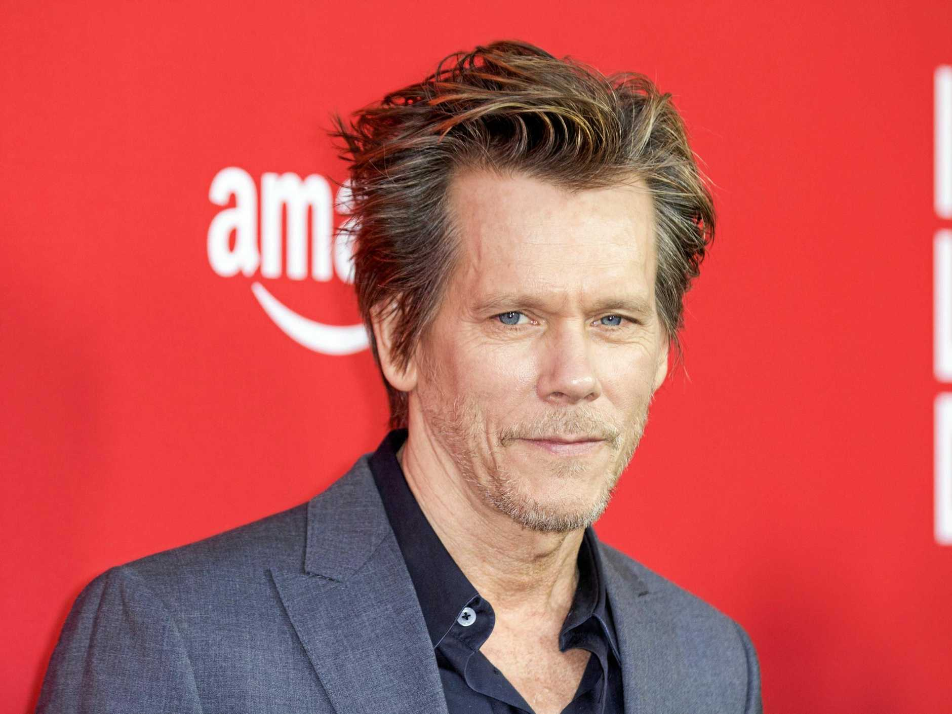 Kevin Bacon arrives at the Los Angeles premiere of