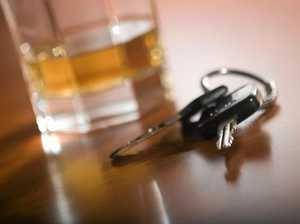 Man charged after trying to sleep off alcohol in car