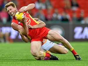 Local boy sees joy ahead at the Gold Coast Suns