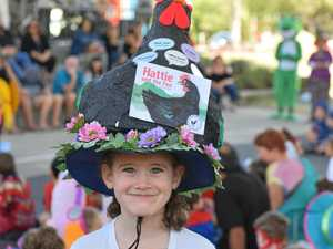 Stories come to life at Walkerston's Book Week parade
