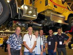 Dallas dazzles Aussie contingent at Texas truck show