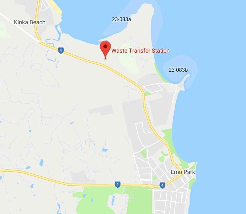 CRASH: A single vehicle accident has occurred north of Emu Park.