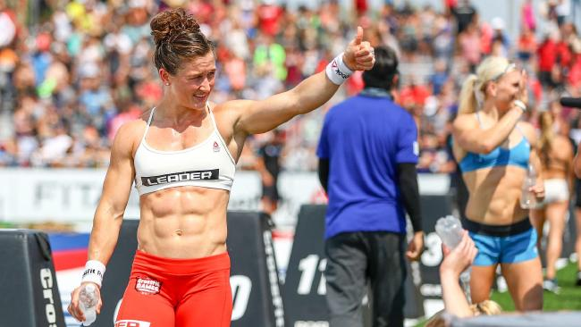 Image result for tia-clair toomey crossfit
