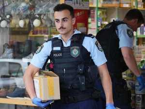 Cops bust baby formula black market ring