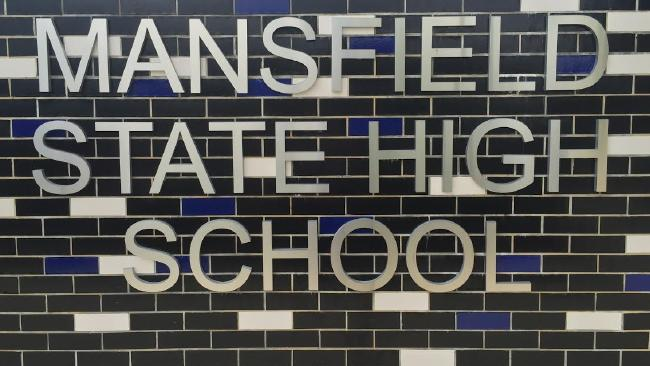 Mansfield State High School has seen a change to its grooming policies.