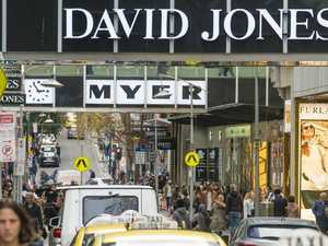 DJs' cunning move against Myer