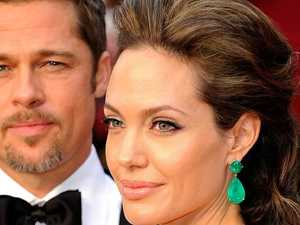 Jolie, Pitt 'call temporary truce' for kids