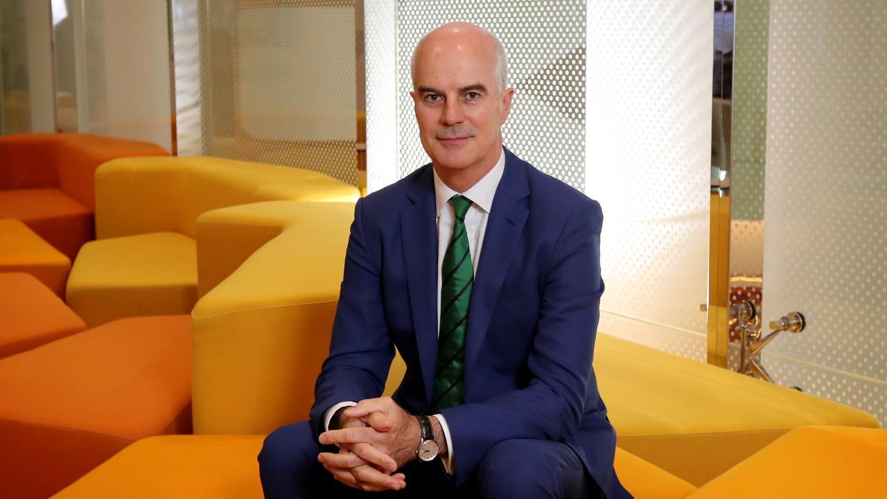 Medibank Private chief Craig Drummond. Picture: STUART McEVOY