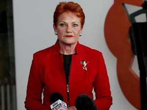Pauline Hanson: ScoMo a Turnbull 'clone'