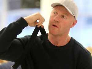 Barry Hall reveals struggles after vulgar radio comment