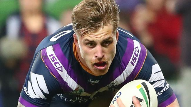 Cameron Munster, 23, is arguably the game's hottest property. Picture: Scott Barbour/Getty Images
