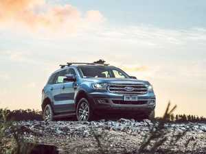 Ford mounts an urban assault with updated Everest