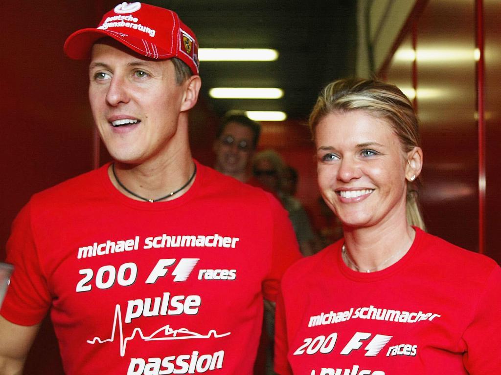 The heartbreaking Schumacher battle goes on.