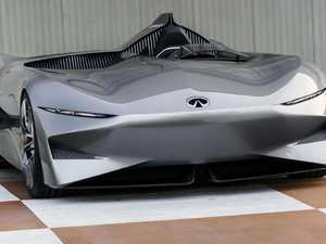 World's weirdest electric car is a one-seater limousine