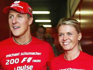 Sad details of Schumacher's pain
