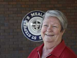Volunteer vicky offers food for thought