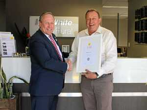 Roger leads the way as Ray White cleans up