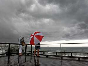 Rain band looming: Heavy falls to drench Coast