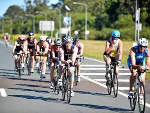 Ironman 70.3 Sunshine Coast under way