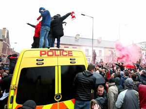 Italian fan gets lengthy jail term after Liverpool violence