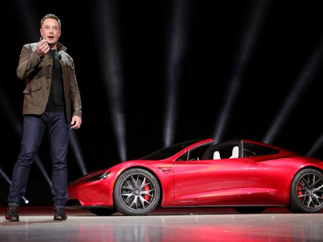 This electric car maker has never made a full-year profit - but the controversial company is the world's most valuable automotive brand.