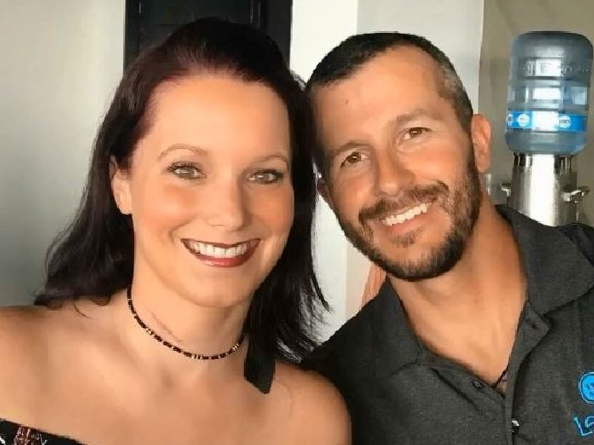 Shanann Watts' body was discovered on property owned by the oil and gas company that Chris worked for.