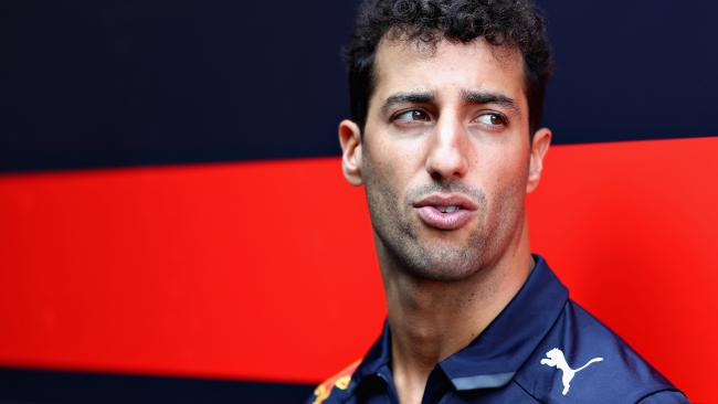 Daniel Ricciardo made the toughest decision of his career.