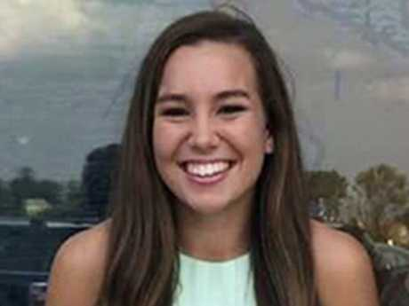 Mollie Tibbetts went missing on July 18. Picture: Iowa Department of Criminal Investigation via AP, File.