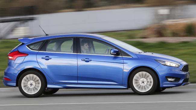 Carsguide 8431m Ford Focus 2015