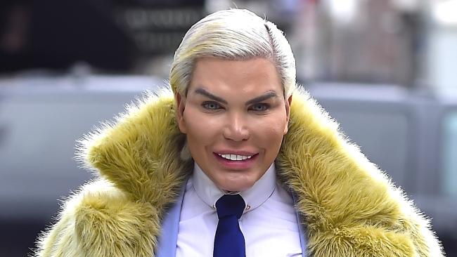 Rodrigo Alves is seen in the Meatpacking District on January 29, 2018 in New York City. (Photo by MVP/GC Images)