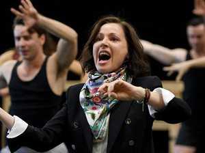 Tina Arena: 'Why I took the role of Evita'