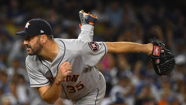 "Verlander is still be seen as a ""Dodger Killer"" after the Houston Astros World Series triumph."