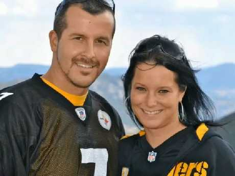 On the surface, Chris and Shanann Watts seemed to have the perfect marriage. Picture: Facebook