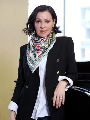 Tina Arena has received an Order of Australia. Picture: Tim Hunter