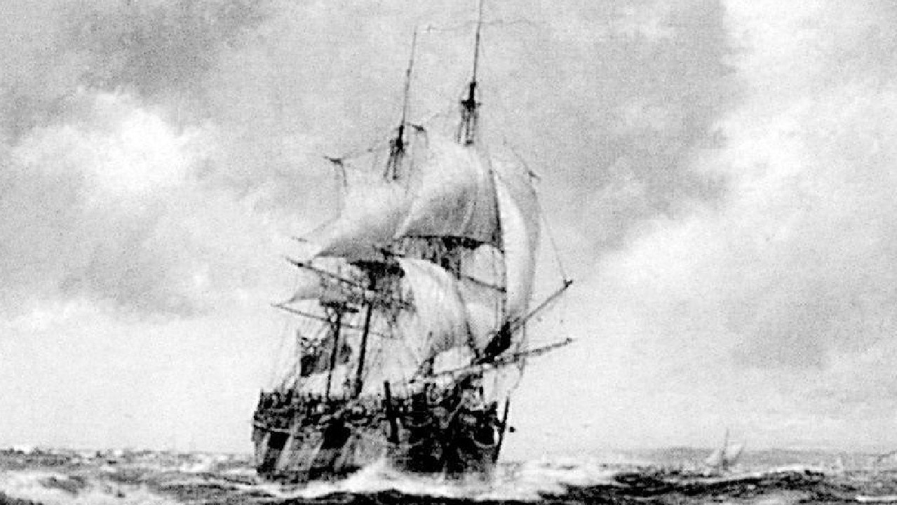 Captain Cook's HMS Endeavour may have finally been discovered.