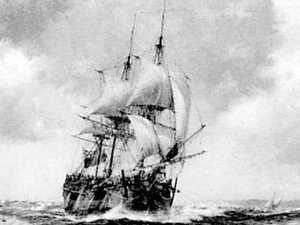 HMS Endeavour's resting place found
