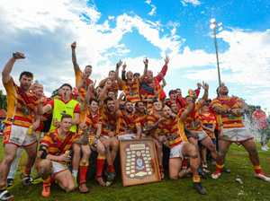 RUGBY LEAGUE: Comets shoot to grand final glory