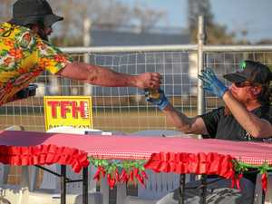 GALLERY: Chilli eating competition a festival favourite