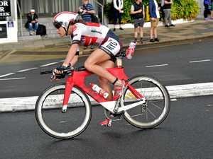 Steffen snares three-peat in Ironman 70.3 Sunshine Coast